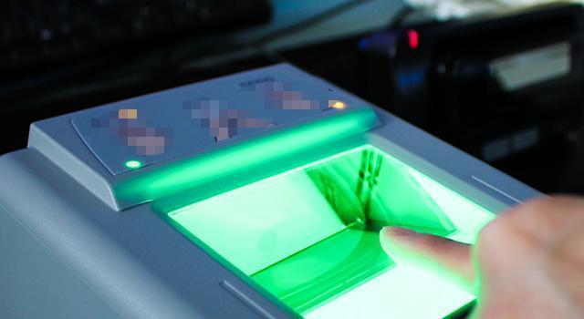 FD258 指紋カードとは