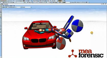 交通事故解析ソフト